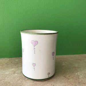 🌳 3/20 Cute ceramic holder